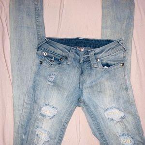 True Religion Women Jeans